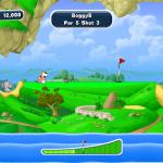 Yeni Worms Oyunu Crazy Golf Geliyor