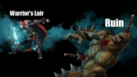 Warriors-Lair