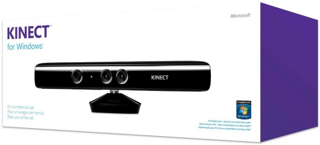 kinect-pc
