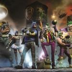 Gotham City Impostors'ın Çıkış Tarihi
