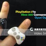 PlayStation-3-te-Xbox-360-Gamepad'i-ile-oyun-oynamak