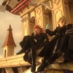 Kingdom Hearts 3D'den Açılış Görüntüleri