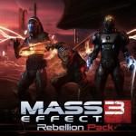 """Mass Effect 3'e """"Rebellion Pack"""" DLC'si Geliyor + İçerik ve Görseller"""