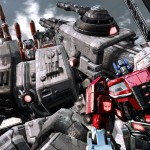 Transformers: Fall of Cybertron'un E3 Videosu