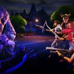 Unreal Engine 4'lü İlk Oyun Fortnite'dan İlk Ekran Görüntüleri