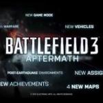 Battlefield 3′ün Aftermath DLC'sinin Çıkış Tarihi Açıklandı