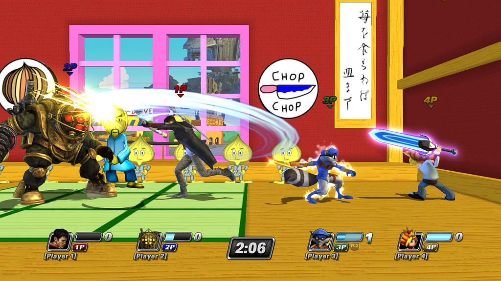 PlayStationAllStars-BattleRoyale