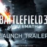 Battlefield 3: Aftermath DLC'sinin Çıkış Videosu