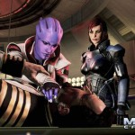 Mass Effect 3'ün Omega DLC'sinden Görseller