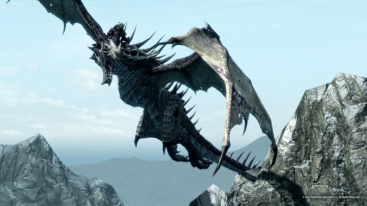 Skyrim-Dragonborn-DLC