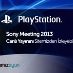 Sony Meeting 2013 Canlı Yayın
