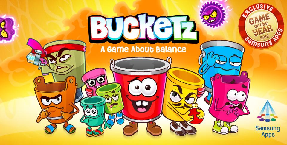 Buckets Oyunu