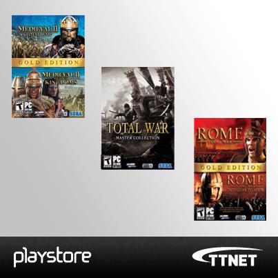 Playstore Total War Kampanyası