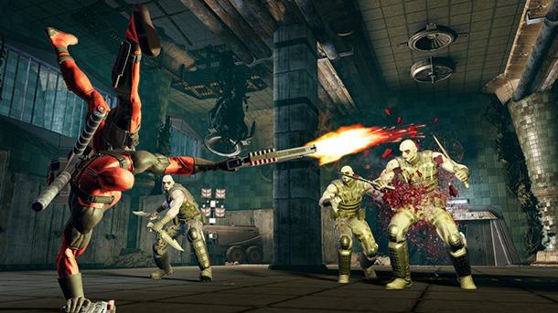 Deadpool скачать торрент игру от xatab на PC