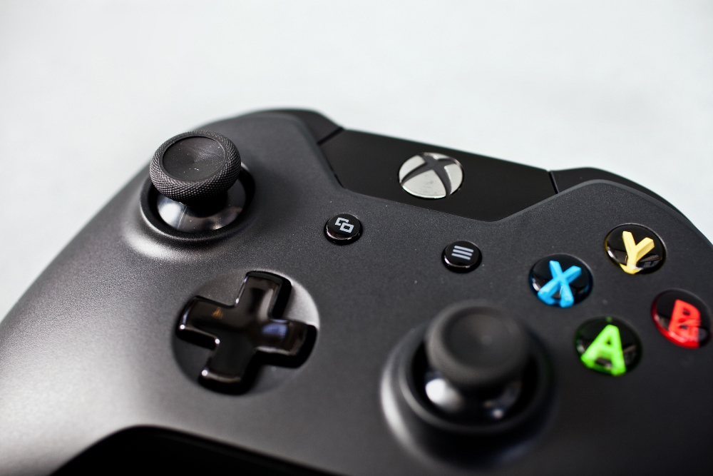 The new controller has a laundry list of incremental improvements, from a more precise cross-shaped D-pad to knurled thumbstick rims for better grip.