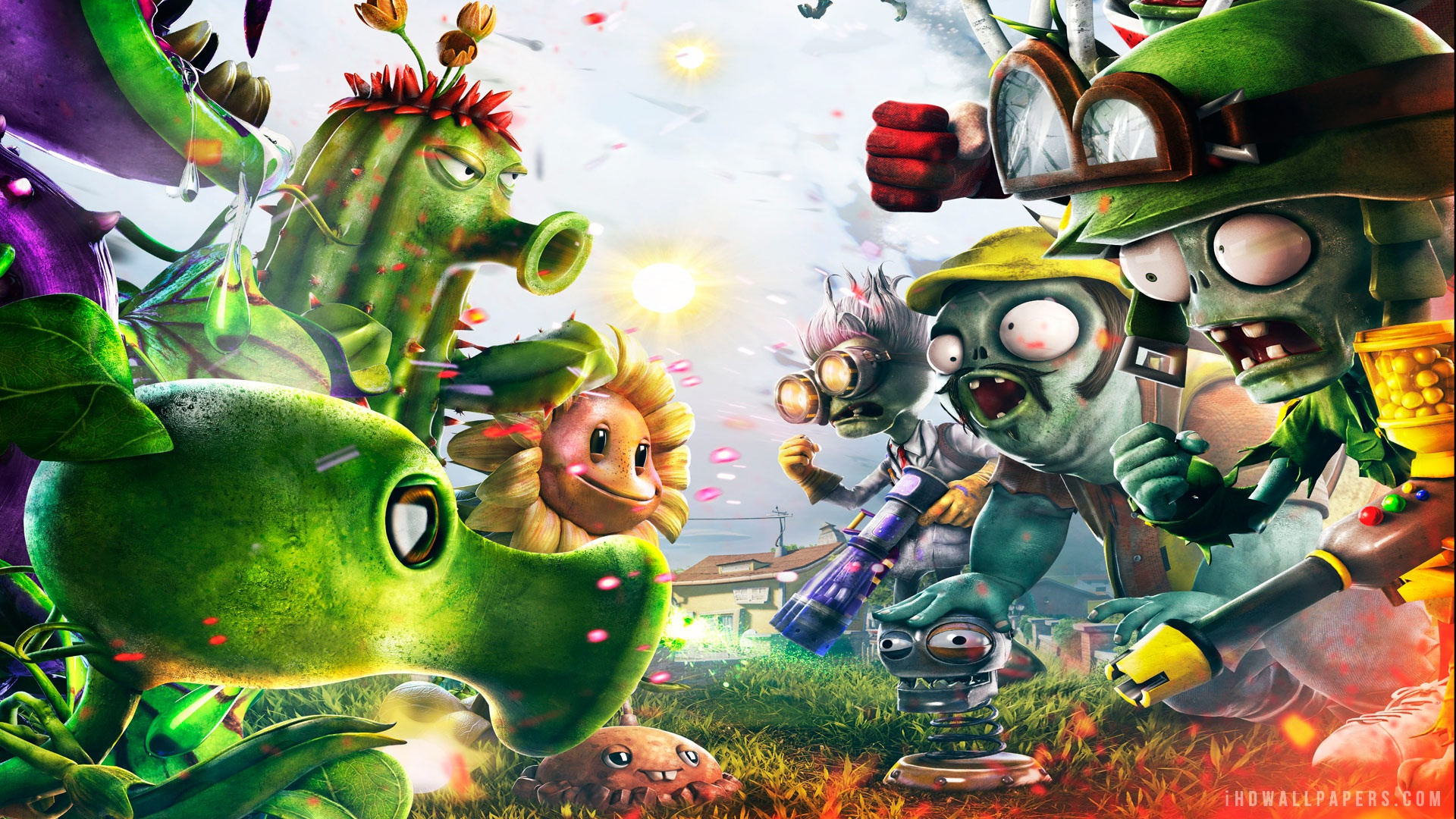 Plants Vs Zombies Garden Warfare 39 In Achievement Listesi