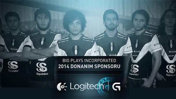 Logitech-G-Big-plays-incorporated-takımına-sponsor