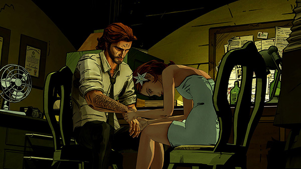 The Wolf Among Us: Episode 4 ? In Sheep?s Clothing için